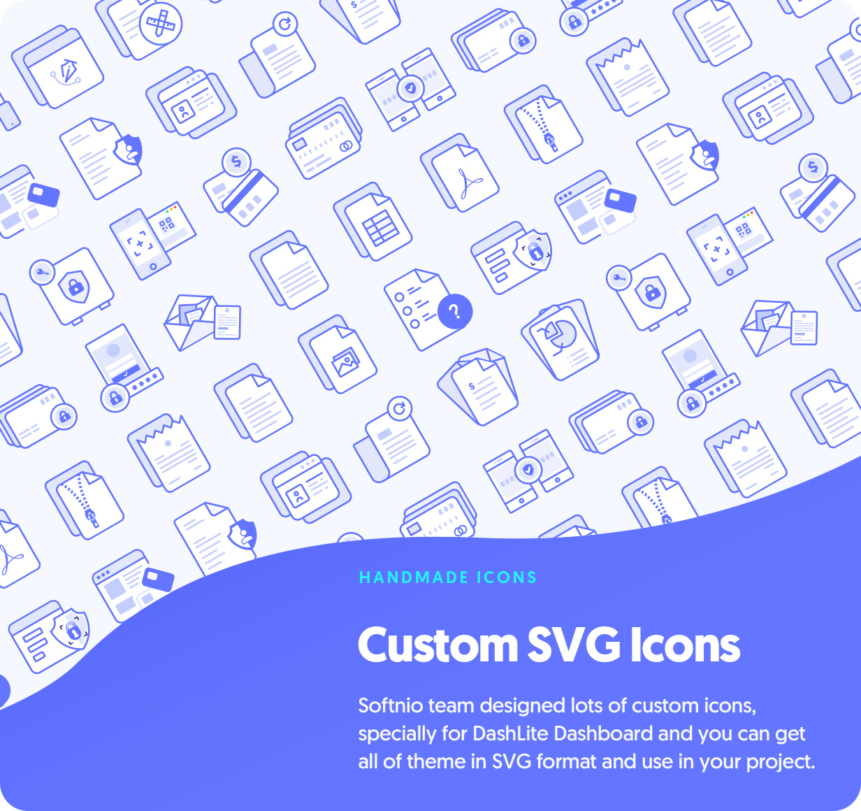 DashLite - Custom Handmade SVG Icons